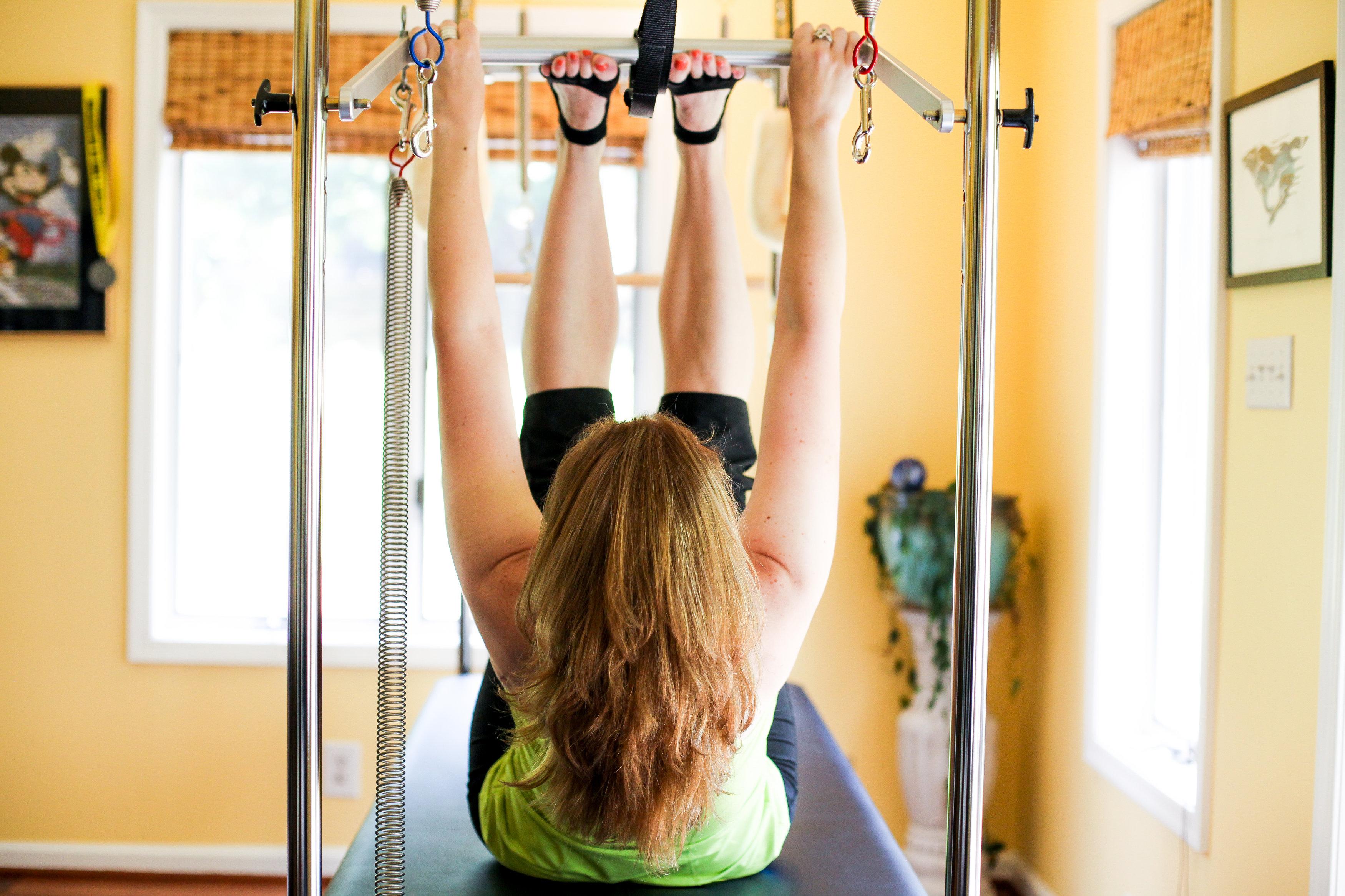 My Pilates Story