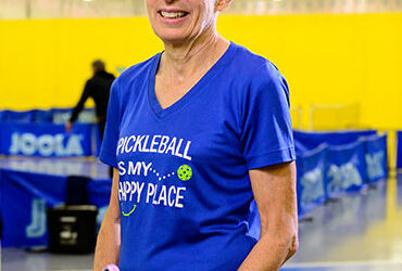 Ep. 43: Pickleball for All with Helen M. White (Fitness in Survivorship, Part 1 of 5)